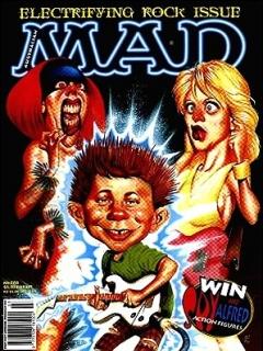 Go to MAD Magazine #368 • Australia