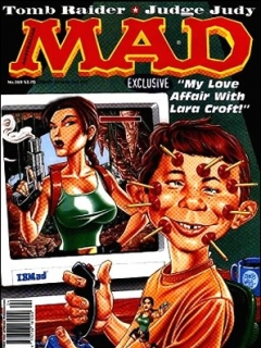 Go to MAD Magazine #369 • Australia