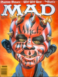 Go to MAD Magazine #371 • Australia
