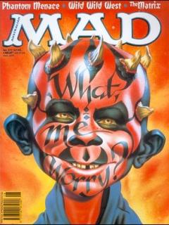 Go to MAD Magazine #371 • Australia