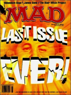 Go to MAD Magazine #373 • Australia