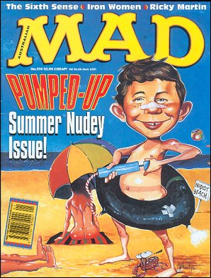MAD Magazine #374 • Australia