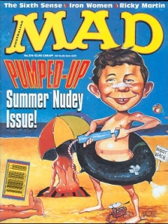 Go to MAD Magazine #374 • Australia