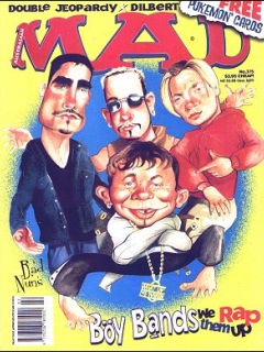 Go to MAD Magazine #375 • Australia