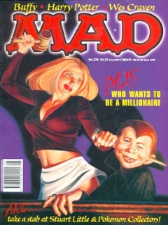 Go to MAD Magazine #378 • Australia