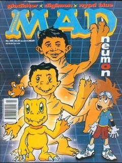 Go to MAD Magazine #380 • Australia