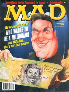 Go to MAD Magazine #382 • Australia