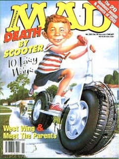 Go to MAD Magazine #383 • Australia