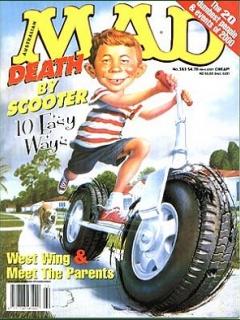 Go to MAD Magazine #383 • Australia