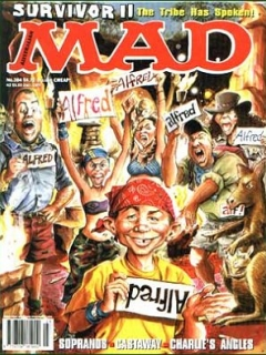 Go to MAD Magazine #384 • Australia