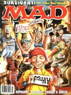 Go to MAD Magazine #384 • Australia