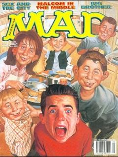 Go to MAD Magazine #386 • Australia