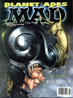 Go to MAD Magazine #387 • Australia