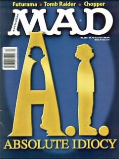 Go to MAD Magazine #388 • Australia