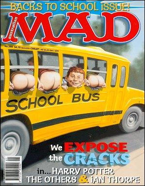 MAD Magazine #390 • Australia