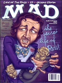 Go to MAD Magazine #392 • Australia