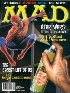 Go to MAD Magazine #393 • Australia