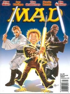 Go to MAD Magazine #394 • Australia