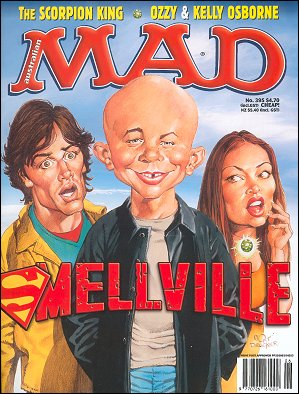 MAD Magazine #395 • Australia