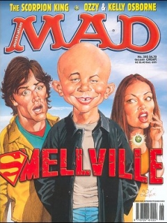 Go to MAD Magazine #395 • Australia