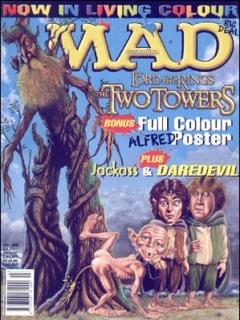 Go to MAD Magazine #400 • Australia