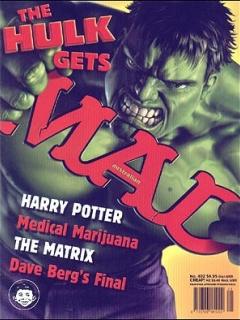 Go to MAD Magazine #402 • Australia