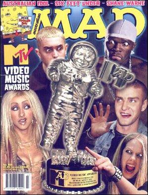 MAD Magazine #404 • Australia