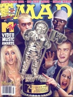 Go to MAD Magazine #404 • Australia
