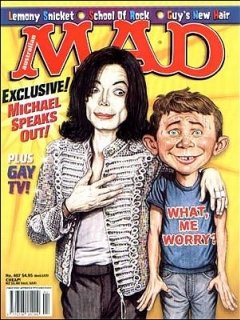 Go to MAD Magazine #407 • Australia