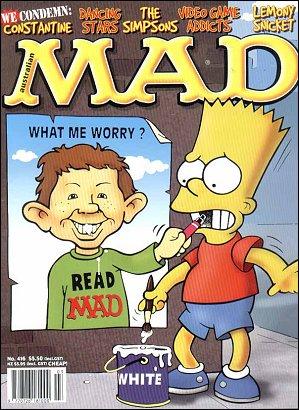 MAD Magazine #416 • Australia