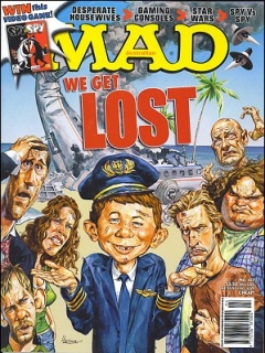 Go to MAD Magazine #417 • Australia