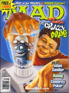Go to MAD Magazine #420 • Australia