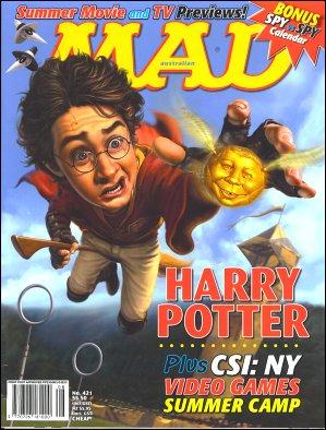 MAD Magazine #421 • Australia
