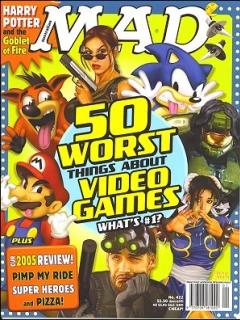 Go to MAD Magazine #422 • Australia