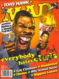 Go to MAD Magazine #424 • Australia