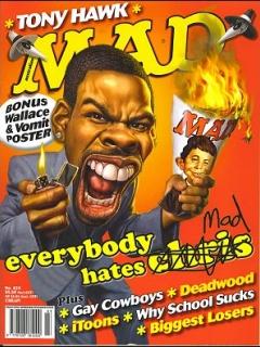 Go to MAD Magazine #424 • Australia