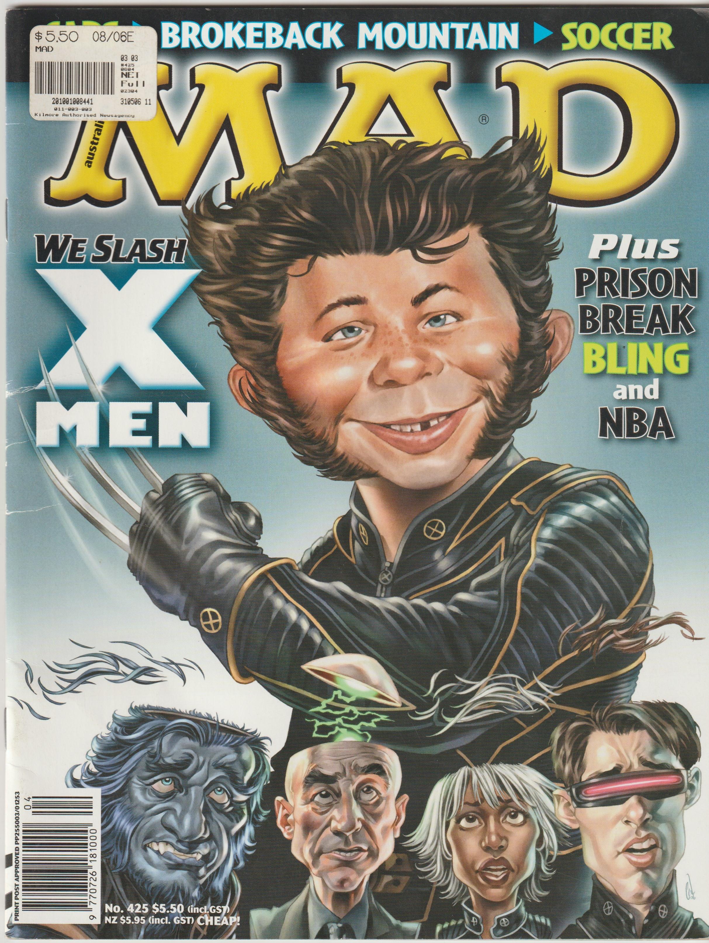 MAD Magazine #425 • Australia