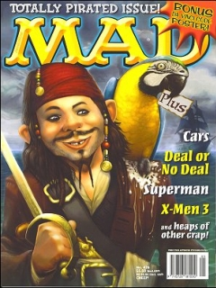 Go to MAD Magazine #426 • Australia