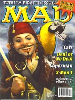Go to MAD Magazine #426 • Australia