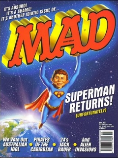 Go to MAD Magazine #427 • Australia