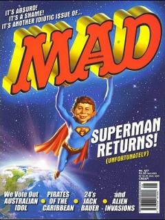 Go to MAD Magazine #427 • Australia