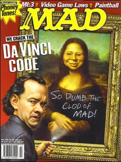 Go to MAD Magazine #428 • Australia