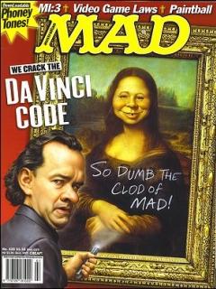 Go to MAD Magazine #428 • Australia