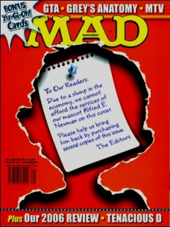 Go to MAD Magazine #430 • Australia