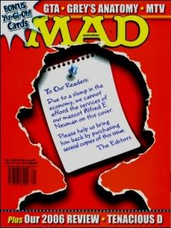 Go to MAD Magazine #430 • Australia