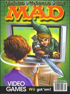 Go to MAD Magazine #431 • Australia