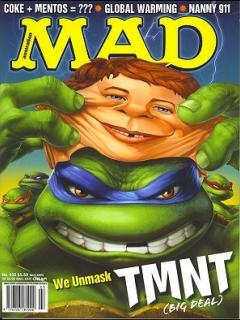 Go to MAD Magazine #432 • Australia