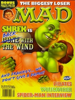Go to MAD Magazine #433 • Australia