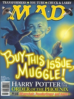 Go to MAD Magazine #435 • Australia
