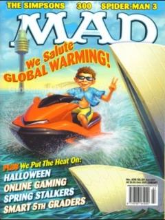 Go to MAD Magazine #436 • Australia